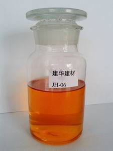 JH-06 Water Reducing And High Retention Type Polycarboxylate Superplasticizer