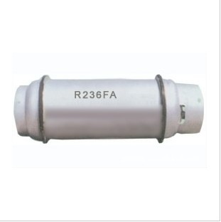 Refrigerant Gas R236fa with High Purity 99.9%