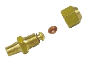 Flare Brass Nut with Full Size and Best Price