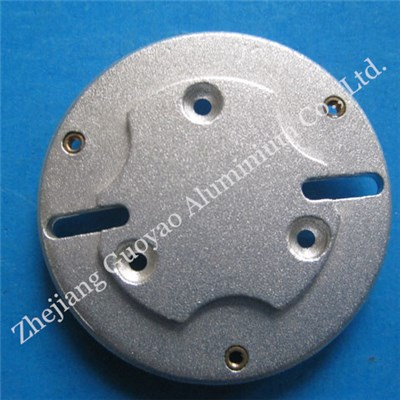Aluminum Hardware Machining