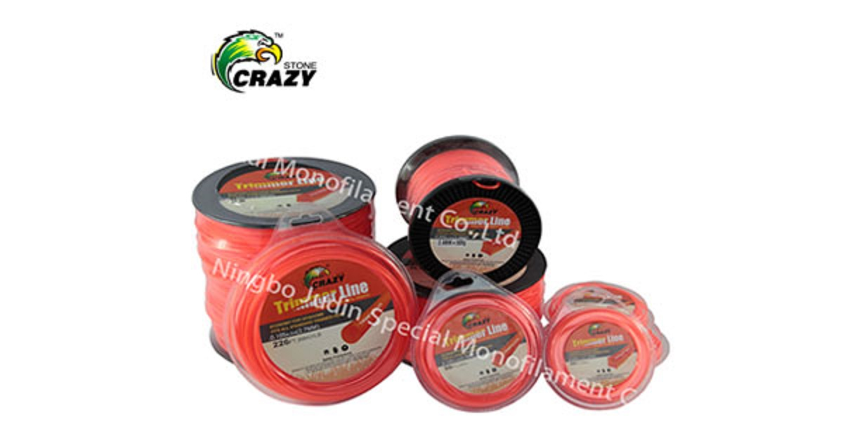 Economical Grade Trimmer Line CRAZY