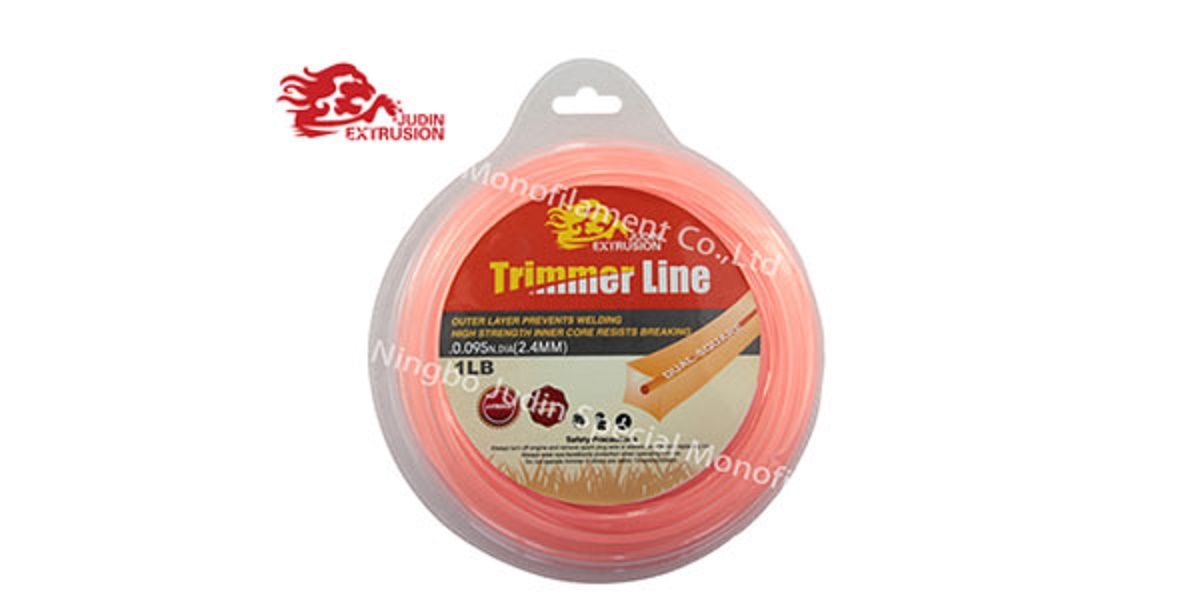Dual Core Trimmer Line DUAL-TRIM