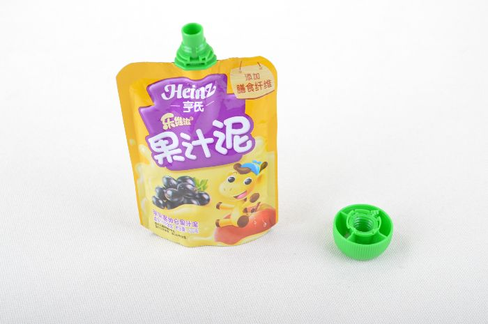 liquid bags with spout Spout Pouch