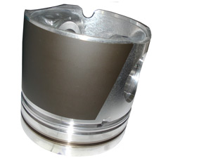 Piston used for sinotruk howo truck engine