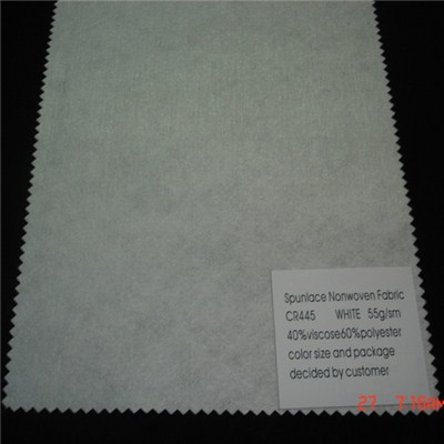 CR445 Spunlace Nonwoven Fabric