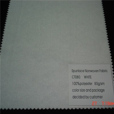 CT080 Spunlace Nonwoven Fabric