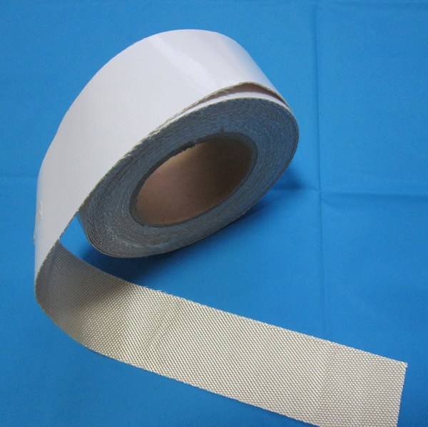Silica Adhesive Backed Tape