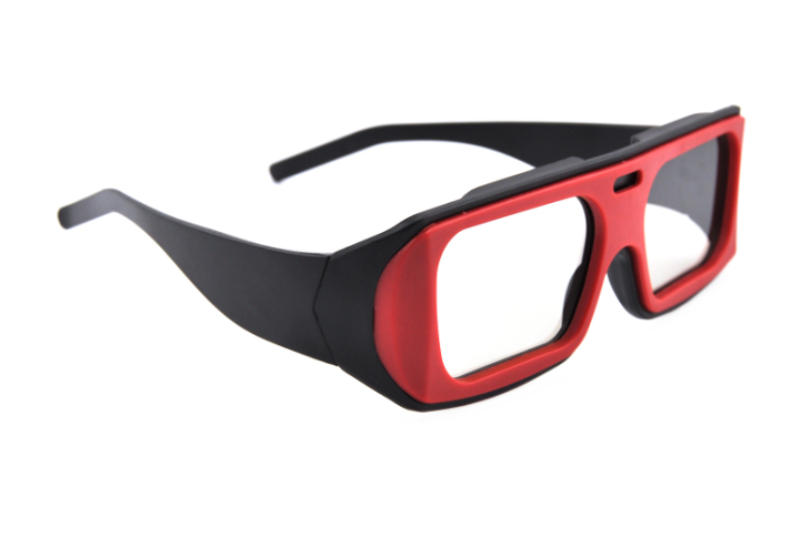 linear polarized 3d glasses 3D Eyewear Linear Polarized For Imax Theater Use