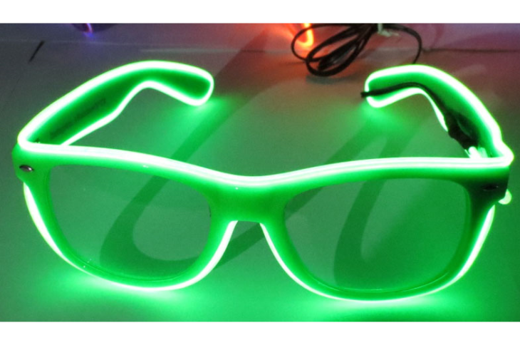 EL Wire Glasses Most Popular Style