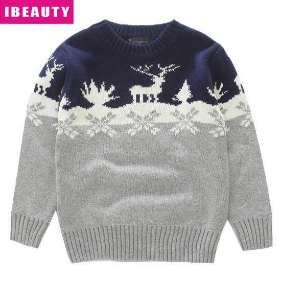 Wholesale kids ugly christmas sweaters
