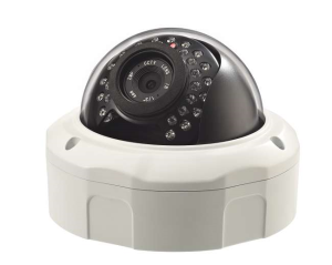 cctv speed dome camera Low Power Consumption CCTV Dome Camera