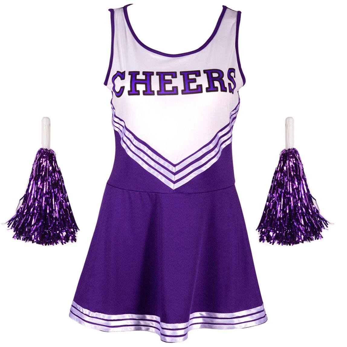 Hot cheerleading uniforms — img 12