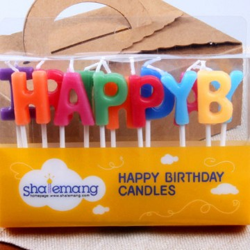 loving number birthday candles for cute kids