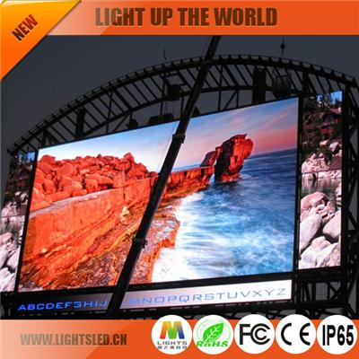 P16dip outdoor Led Display