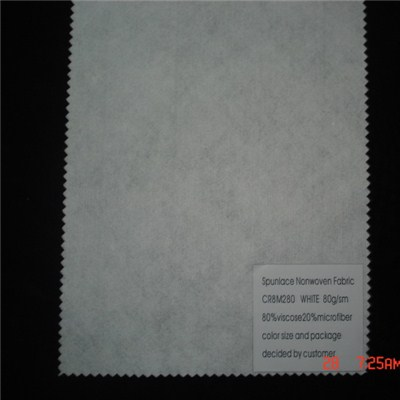 CR8M280 Spunlace Nonwoven Fabric