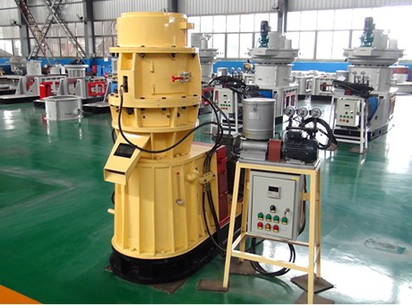 Cotton Stalks Pellet Mill/ Pellet Machine/Fote Pellet Mill