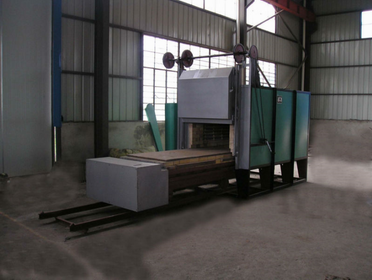 pit type annealing furnace Pit Type Annealing Furnace