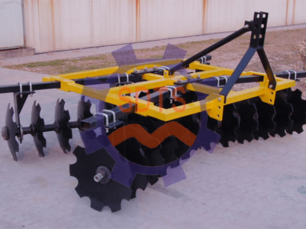 1BQD-2.4 series tractor mounted  contrapositive disc harrow/High quality opposed light disc harrow
