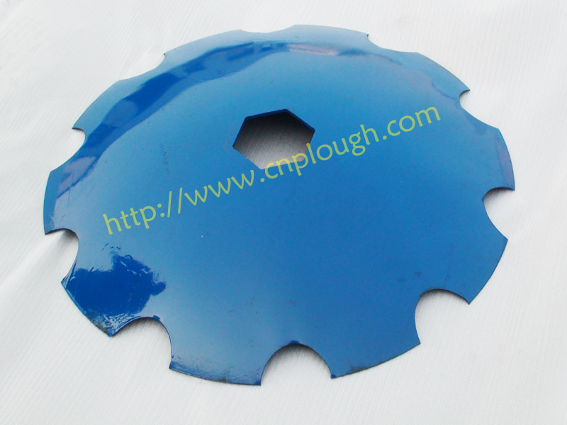 Carbon/Boron steel shell harrow disc(66Mn、38MnB5、40MnB5)