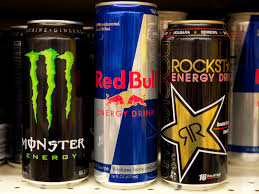 Red Bull energy drink and others