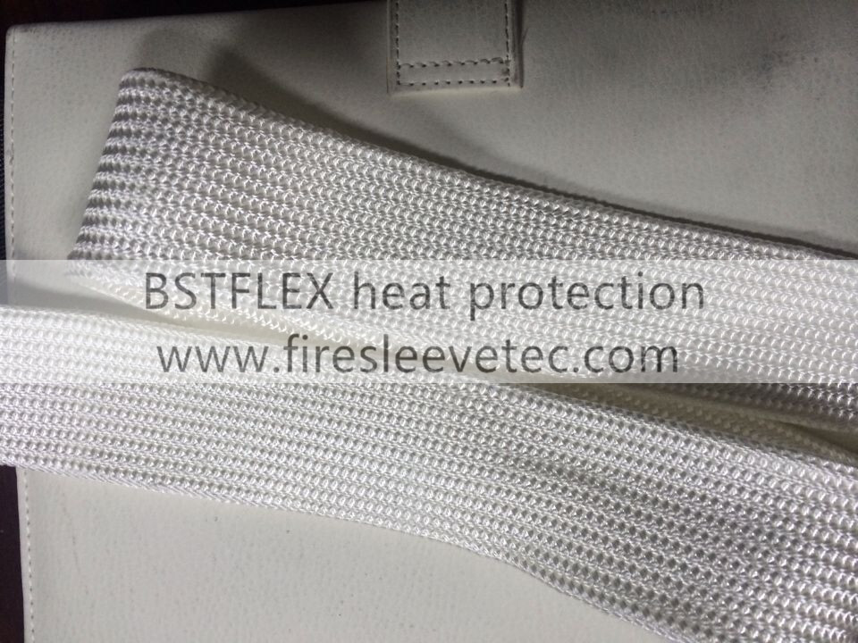 High Temperature Fiberglass Sleeve