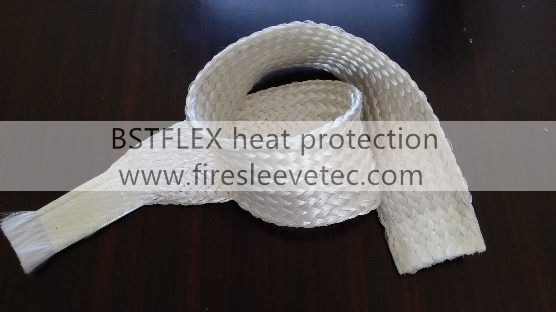 High Temp Fiberglass Sleeve