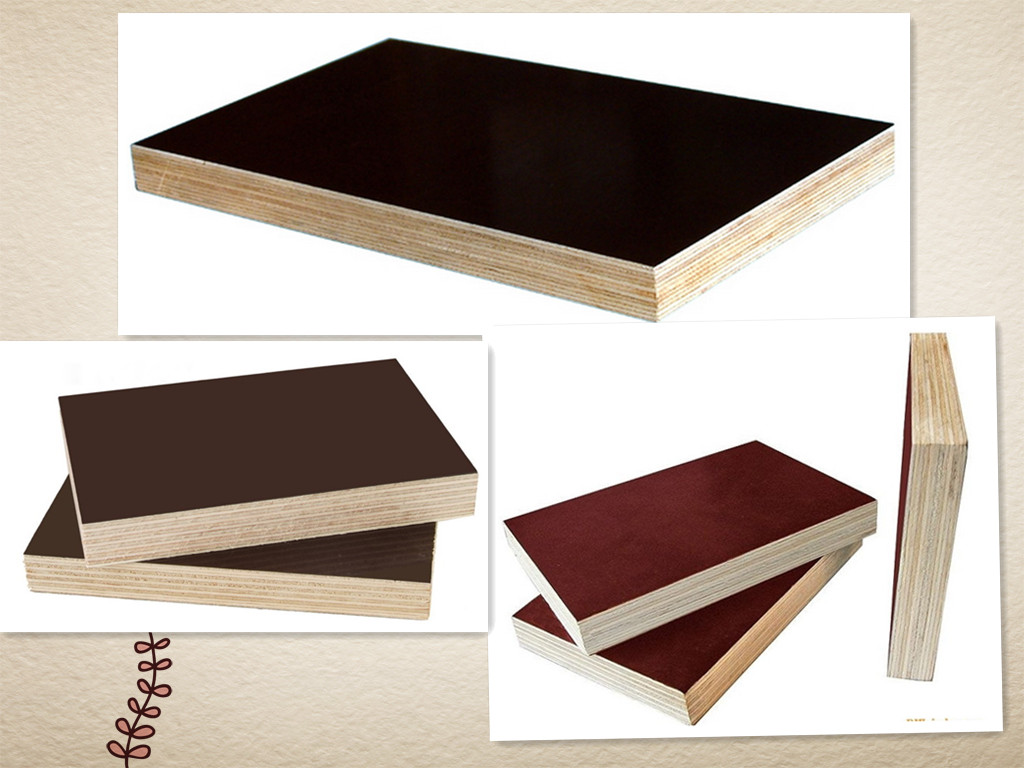 Lankao 915*1830*15mm film faced plywood for building construction materials