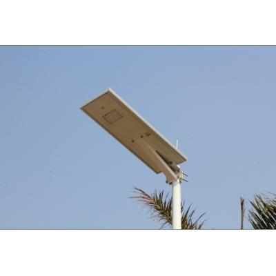 12W Integrated solar led street lights