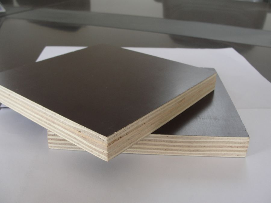 1250*2500*15mm china brown film faced plywood price