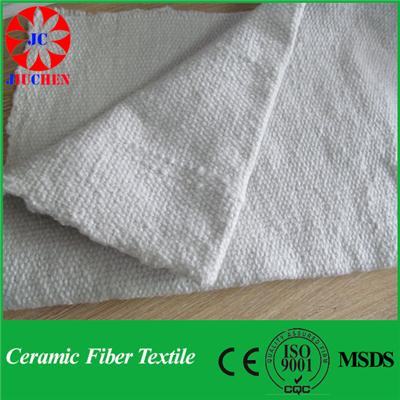 Ceramic Fiber Fabric With Stainless Steel JC Textiles