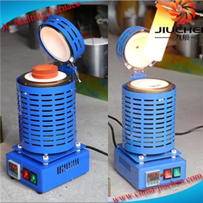 110V Electric Metal Auto Casting Melting Furnace with Home Furnace
