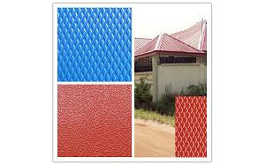 aluminum sheets for roofing Embossed Aluminum Roof Coil