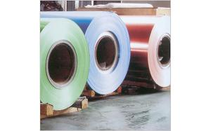 PE Color Coated Aluminum Coil-2