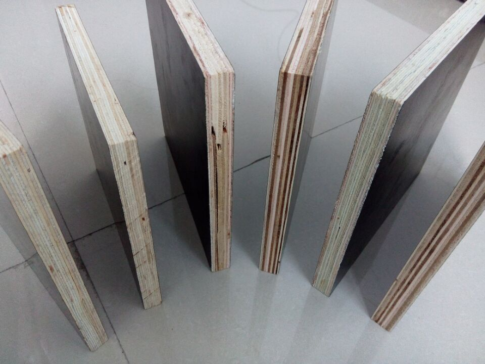 10mm brown waterproof film faced plywood