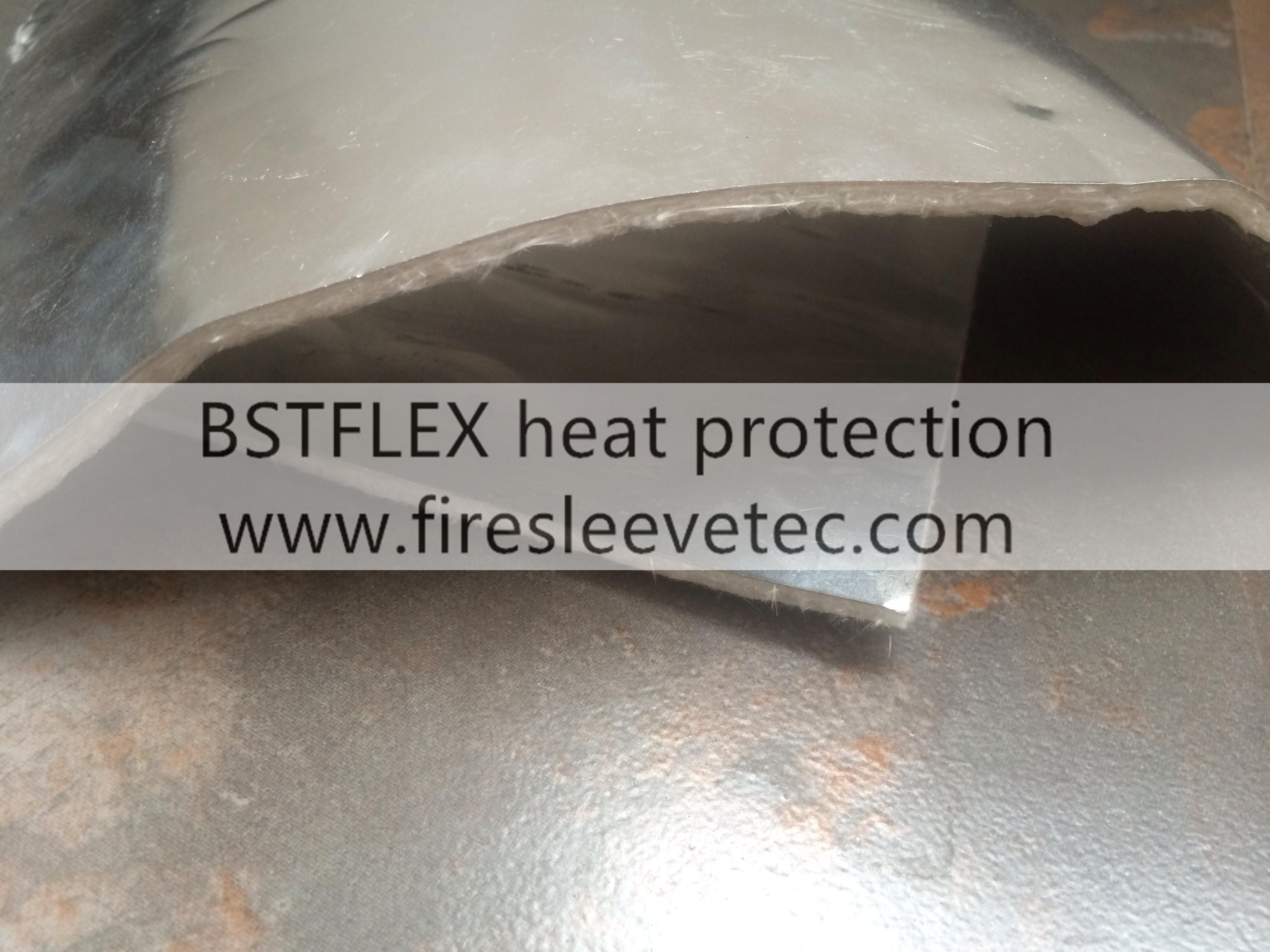 Automotive Heat Shield Insulation/Heat Insulation Materials