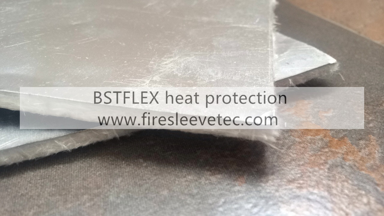 Automotive Heat Shield Insulation