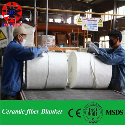 HZ 1430℃ Ceramic Fiber Blanket Factory China JC Blanket