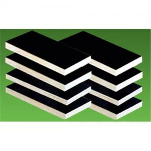 10mm black waterproof film faced plywood for construction building materials
