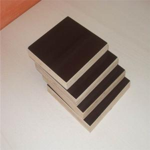 factory direct sale brown color phenolic glue 15mm double sides film faced plywood