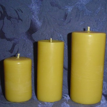 100% natural bee wax candle/ pure honey wax candle/ fragrance eco-friendly bee wax candle