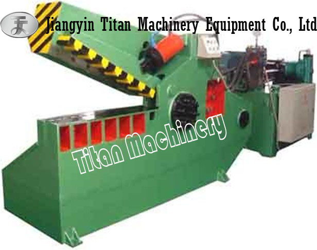 (Titan) Q43-3150 hydraulic alligator shearing machine
