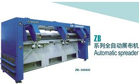 automatic fabric spreading machine ZB Series