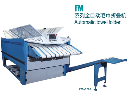 folding machine for paper FM-1200