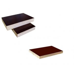 10mm brown with logo waterproof film faced plywood for construction building