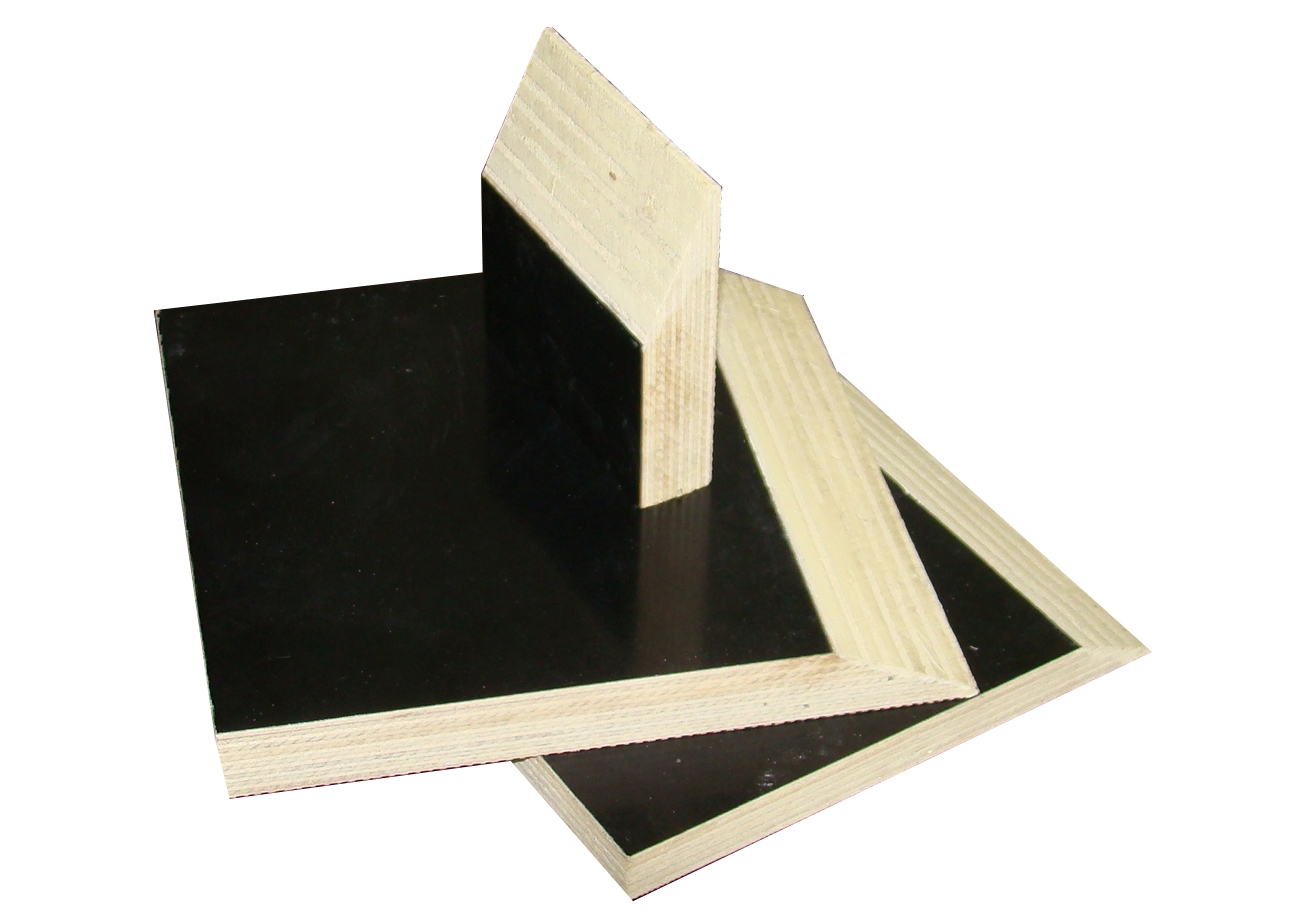 10mm brown waterproof film faced plywood for construction building