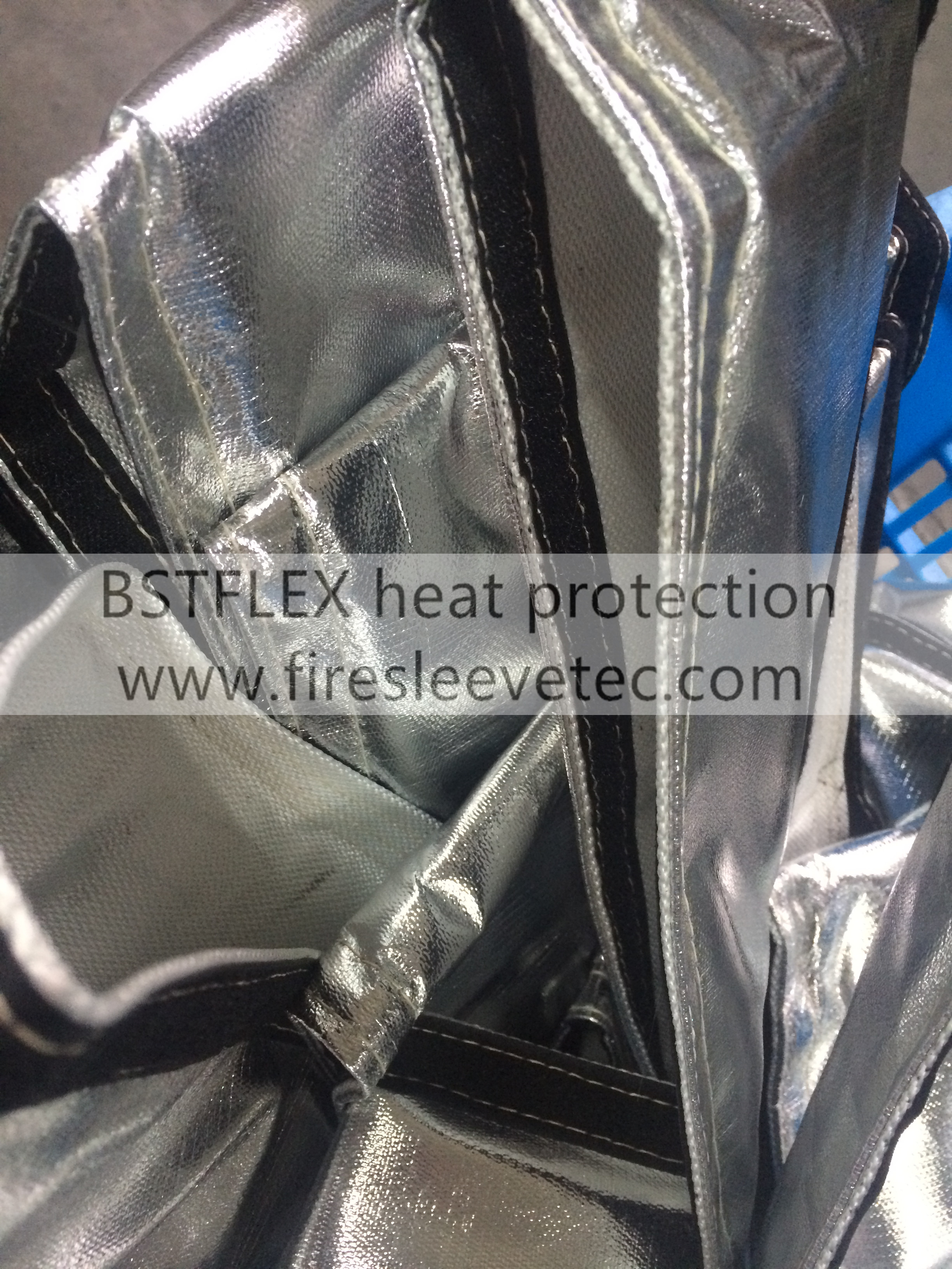 Fuel Line Heat Shield Sleeve