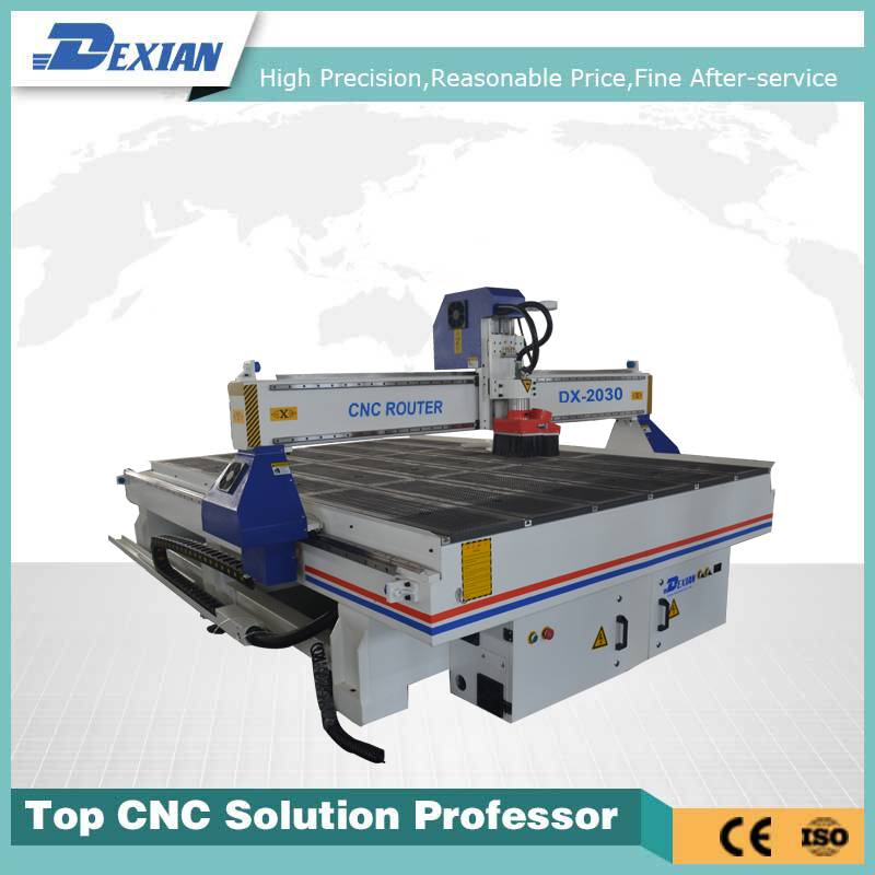 High quality cheap price of CNC milling machine 2000 * 3000mm