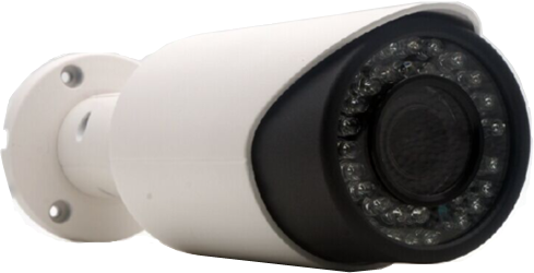 H.264 CMOS  Water Proof IR Box network camera-NT883MFVS-MIR