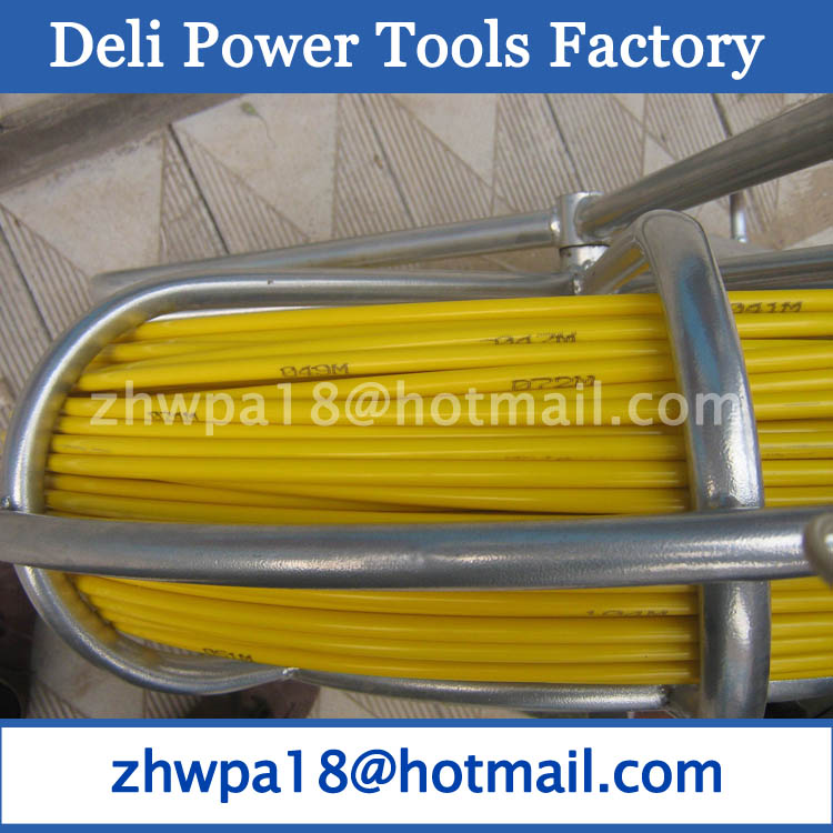 Duct Rod Counter Fibre Glass Cable Duct Rodders
