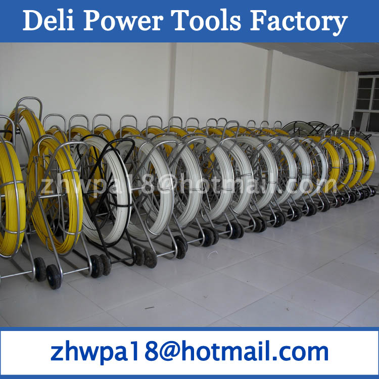 Deli Tools supply Duct Hunter Traceable Rodder for worldwide